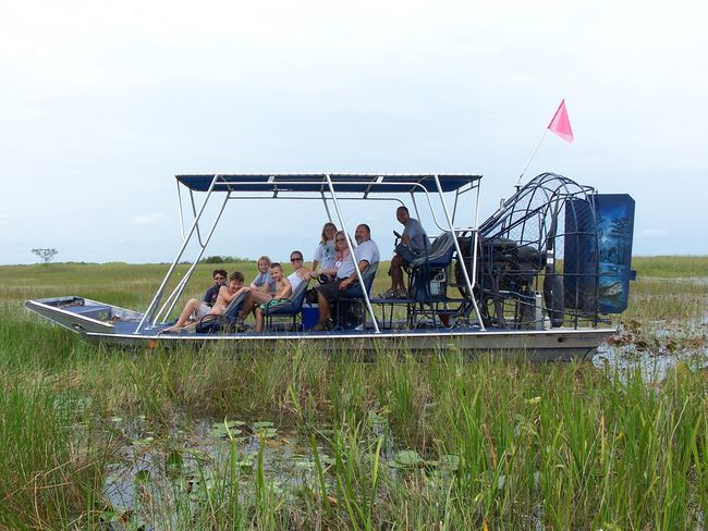 Independence Day Weekend in the Glades