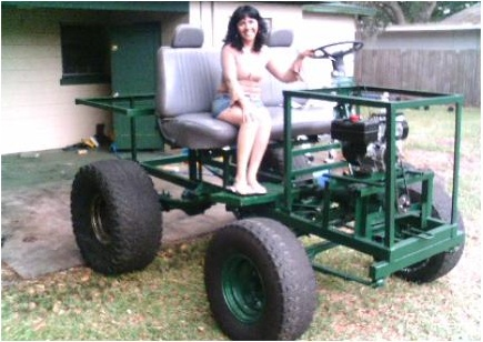 swamp buggy - Southern Airboat Picture Gallery