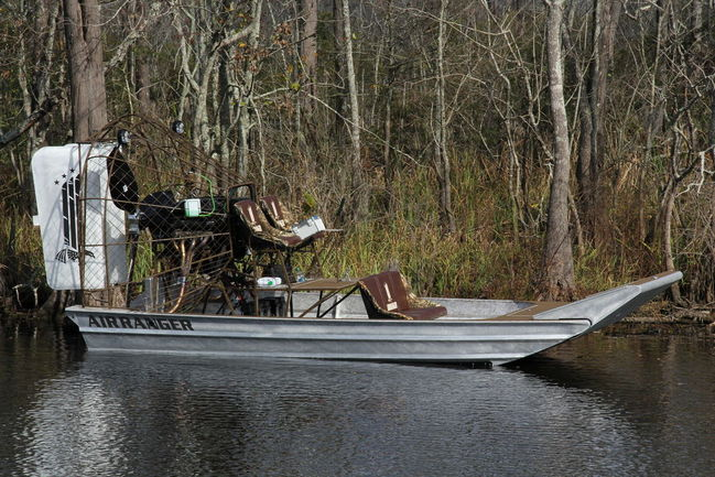 2012 Stock Airranger Southern Airboat Picture Gallery