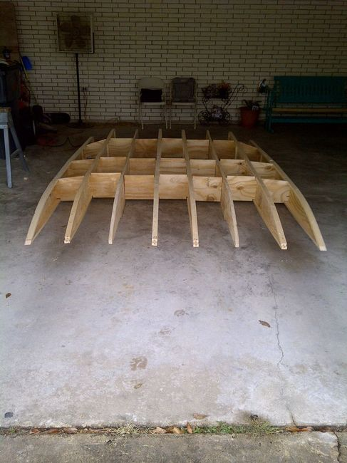 Plywood Airboat Plans | Free Boat Plans TOP