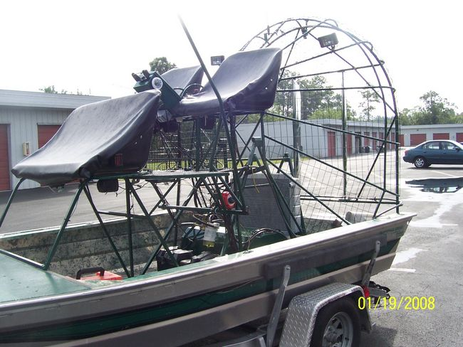 Southern Airboat Sale Pizza Richmond Virginia