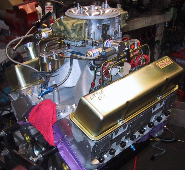 Sbc 4 Corner Cooling