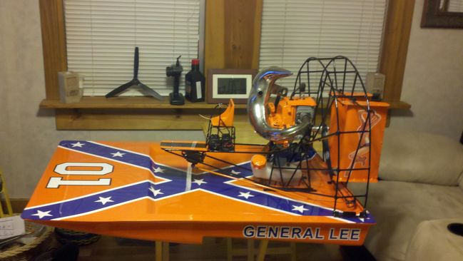RC airboats - Southern Airboat