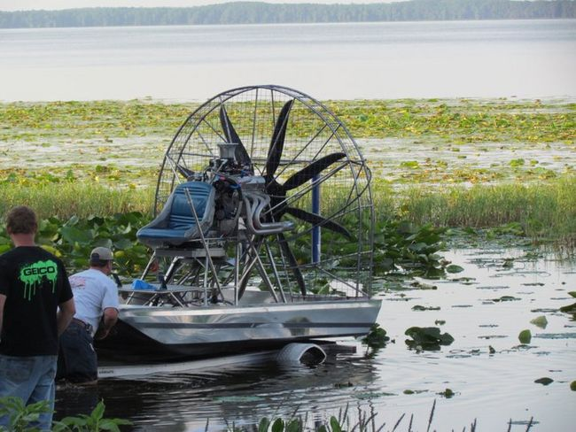 FREE SHIPPING on airboat parts to Nebraska! Limited Time