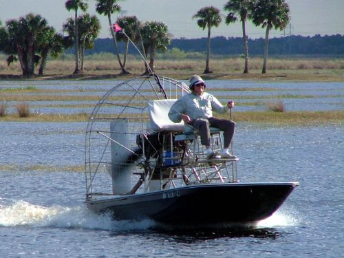Hoffman Airboat