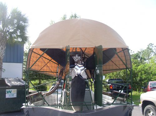Airboat Cover Who Makes Them Southern Airboat