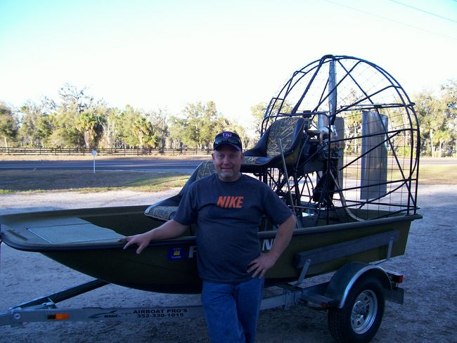 Continental 4A084 - Southern Airboat