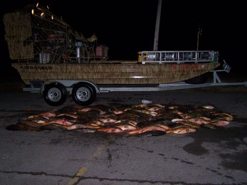 Bowfishing Boats Pictures Building a Bowfishing Boat