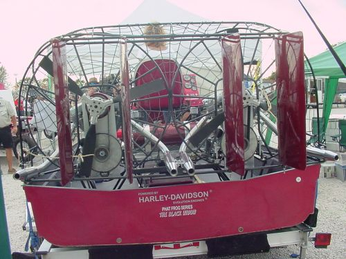 engine question - Southern Airboat