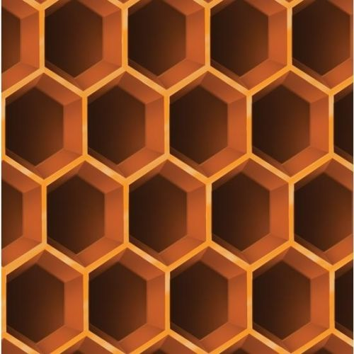 Honeycomb Radiator Protector Closeup