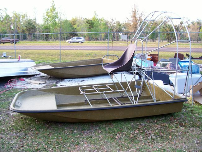 Mini's going to Broward Show - Southern Airboat