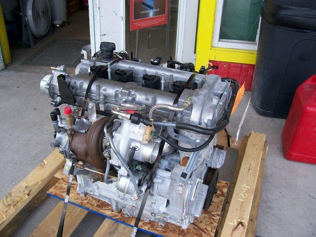 Gm 4 Cylinder Ecotec Engine