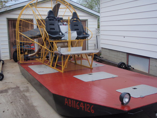 Hull design/plans? - Southern Airboat