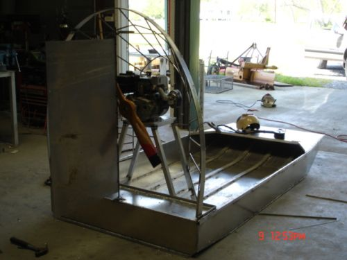 mini dry ground boat possible? - Southern Airboat