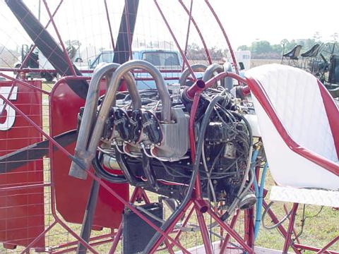 6 cylinder lycoming/continental hybrid