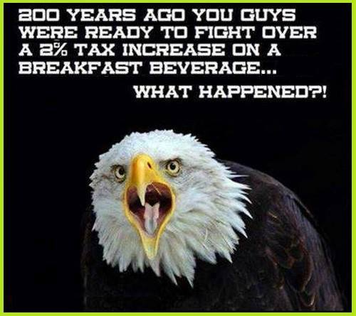 I think this Eagle is seeing a trend.