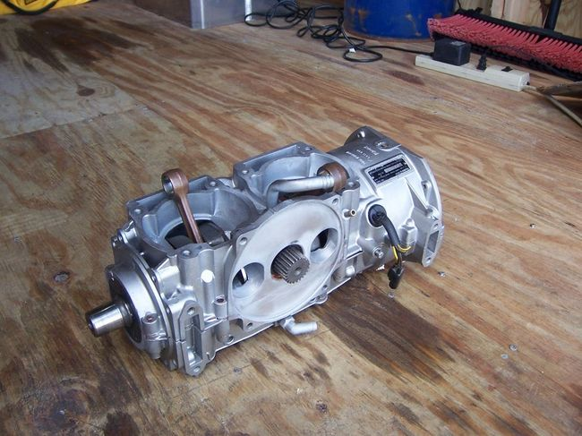 Rotax engines - Southern Airboat