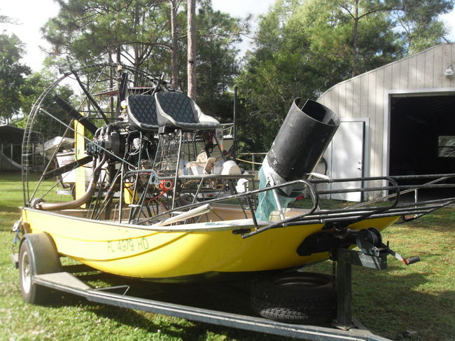 Airboat for Sale - Southern Airboat Picture Gallery Archives