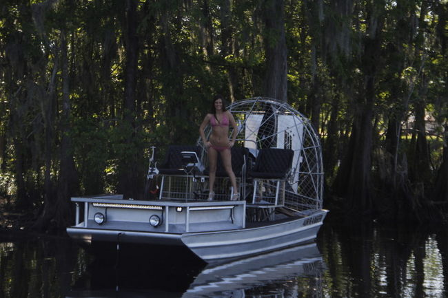 Bowfishing Boats Pictures Airboats Bowfishing Boat