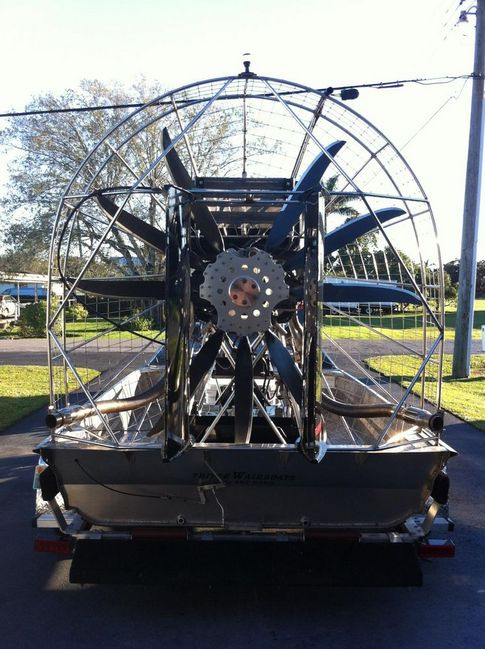 Southern Glades Airboat Tours