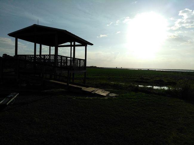 Pavilion lake winder
