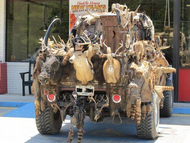 Great Hunting Truck Gobbler Nation