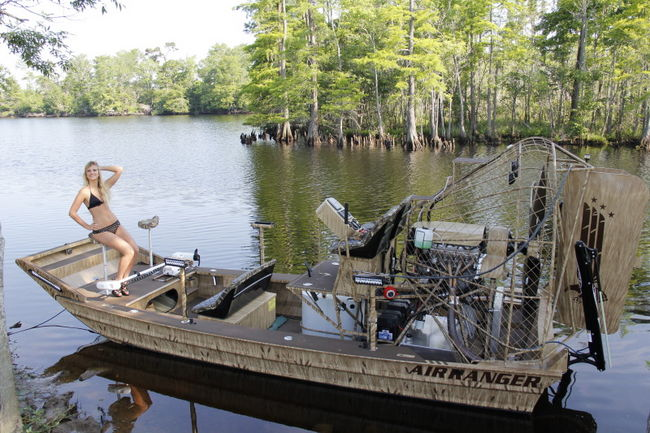 American Airboats 2012 Southern Airboat Picture Gallery