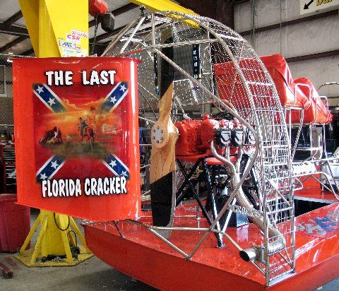 THE FINISHED PRODUCT , SHES DONE ! - Southern Airboat