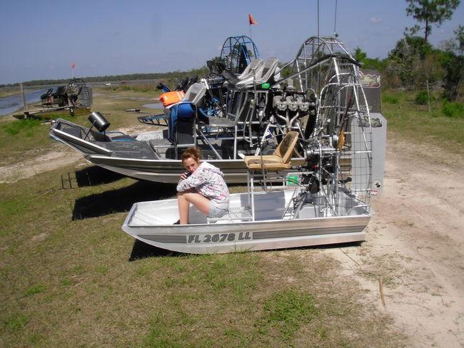 Drakes boat at 2011 river cleanup