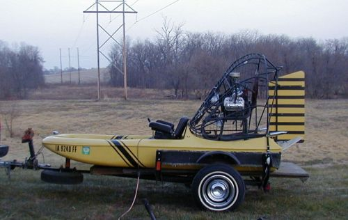 Mini airboat hull input needed - Page 2 - Southern Airboat