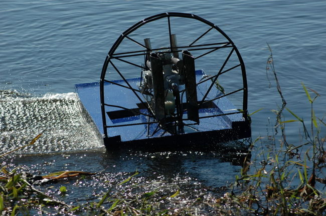 R/C Airboat Prop - Southern Airboat