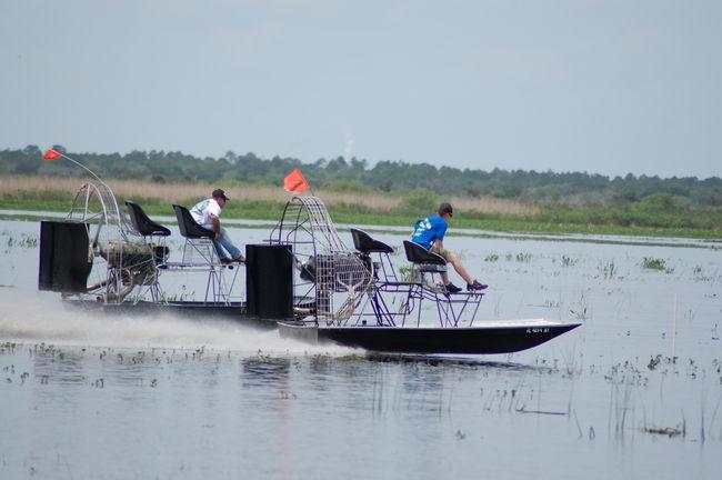 Crazy Larrys boat