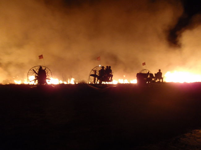 Hatbill fire.