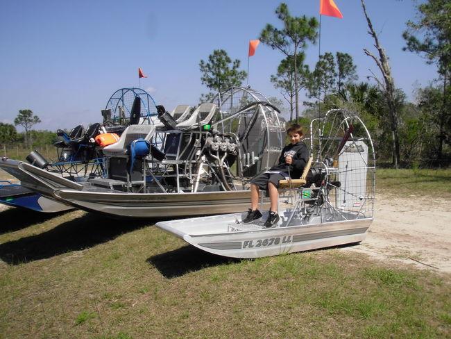 Drakes mini at river cleanup