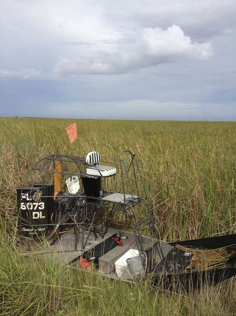 show me how to build an airboat