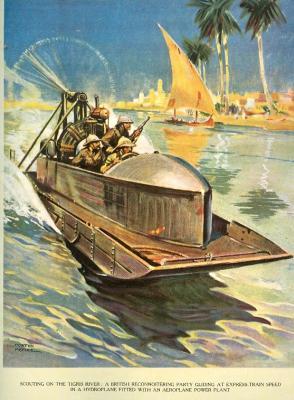 Vintage hydroplane plans | GreenOp