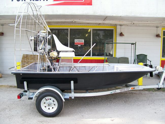 Harley Davidson Mini - Southern Airboat