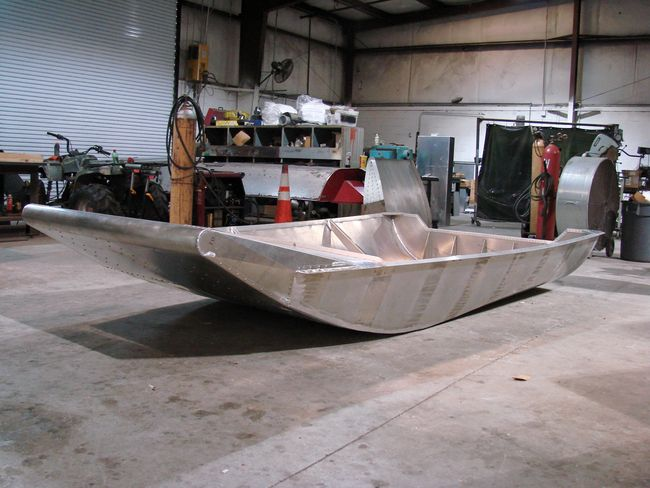 Used Airboat Hulls For Sale