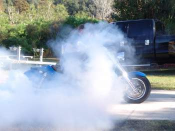 MY OTHER FAVORITE TOY - BOSS HOSS 502 CHEVY 2 STAGE NITROUS