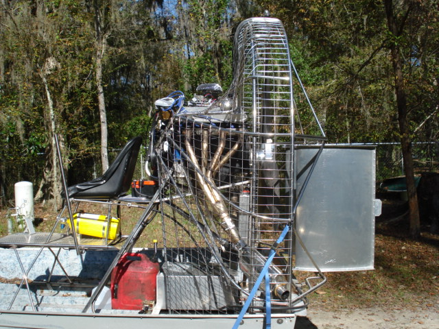 Best Prop Design For An Airboat