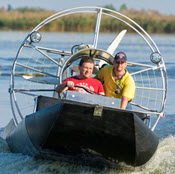 Reversible Airboat Prop (up to 140HP) - Southern Airboat