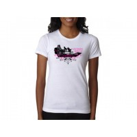 "Southern Airboat Ladies ""T"" (White)"