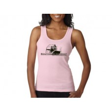 Southern Airboat Ladies Tank Top (Pink)