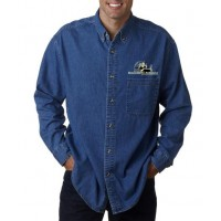 Southern Airboat Denim (Dark Blue)