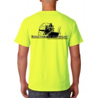 "Southern Airboat Pocket ""T"" (Safety Green)"