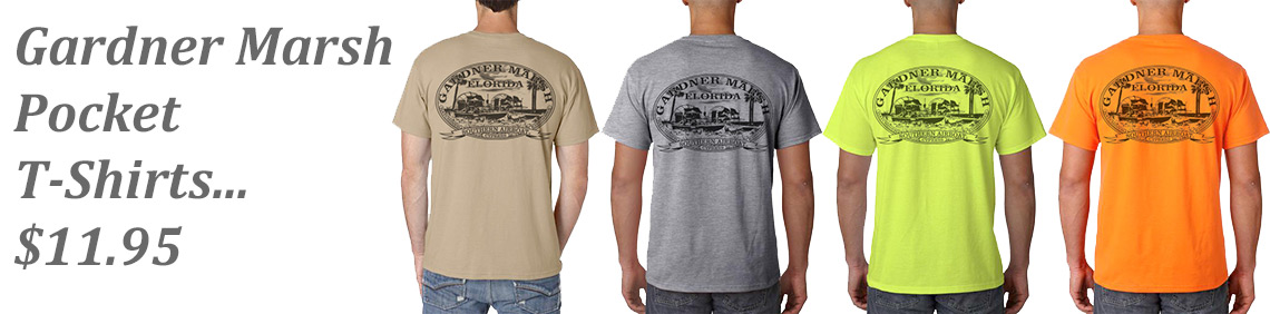 Gardner Marsh T-Shirts