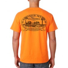 "Gardner Marsh Pocket ""T"" (Hunter's Orange)"