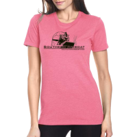"Southern Airboat Ladies ""T"" (Pink)"