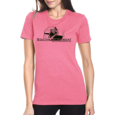 """Southern Airboat Ladies """"T"""" (Pink)"""