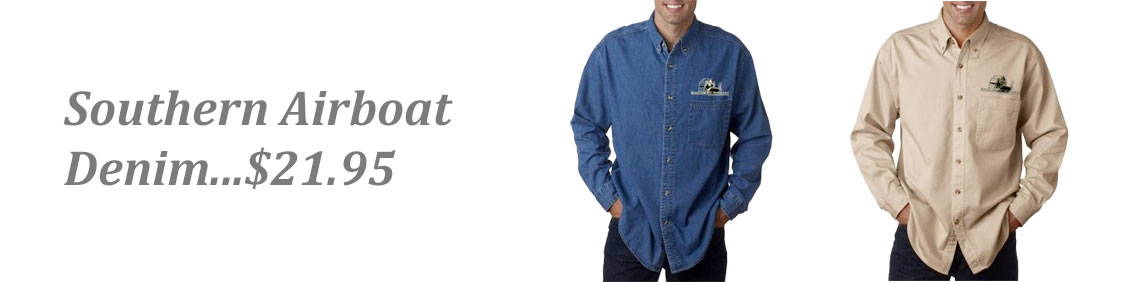 Southern Airboat Denim